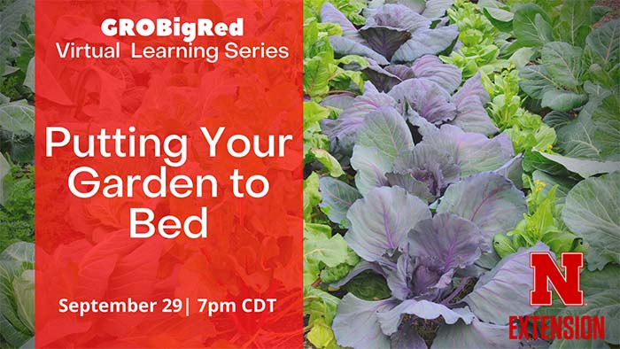 Putting Your Garden to Bed for Winter Cover.