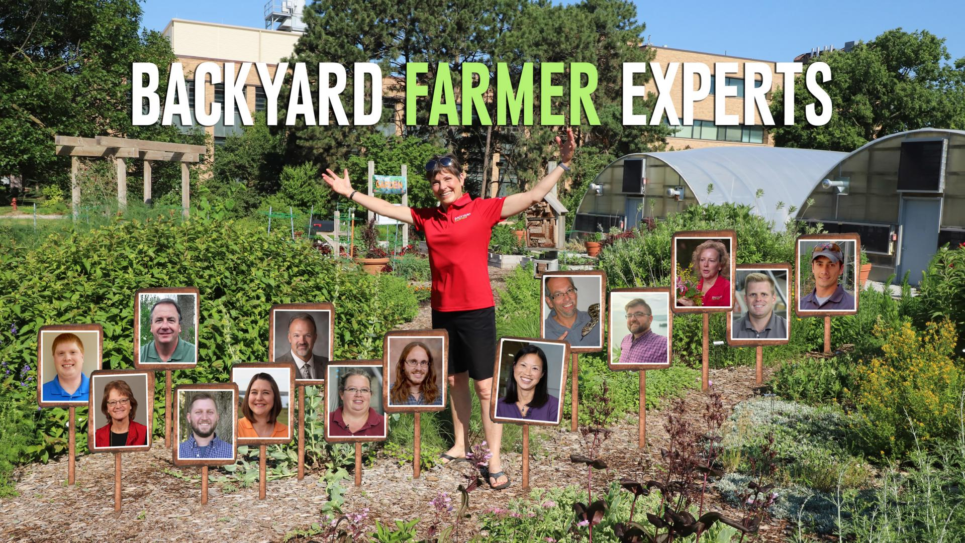 Kim Todd and Backyard Farmer Panel 2018