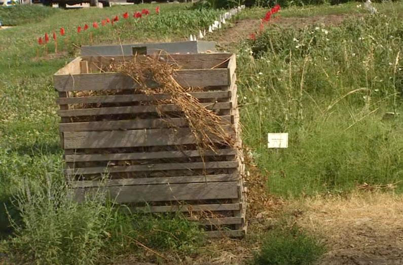 BYF Gardeb Compost bin